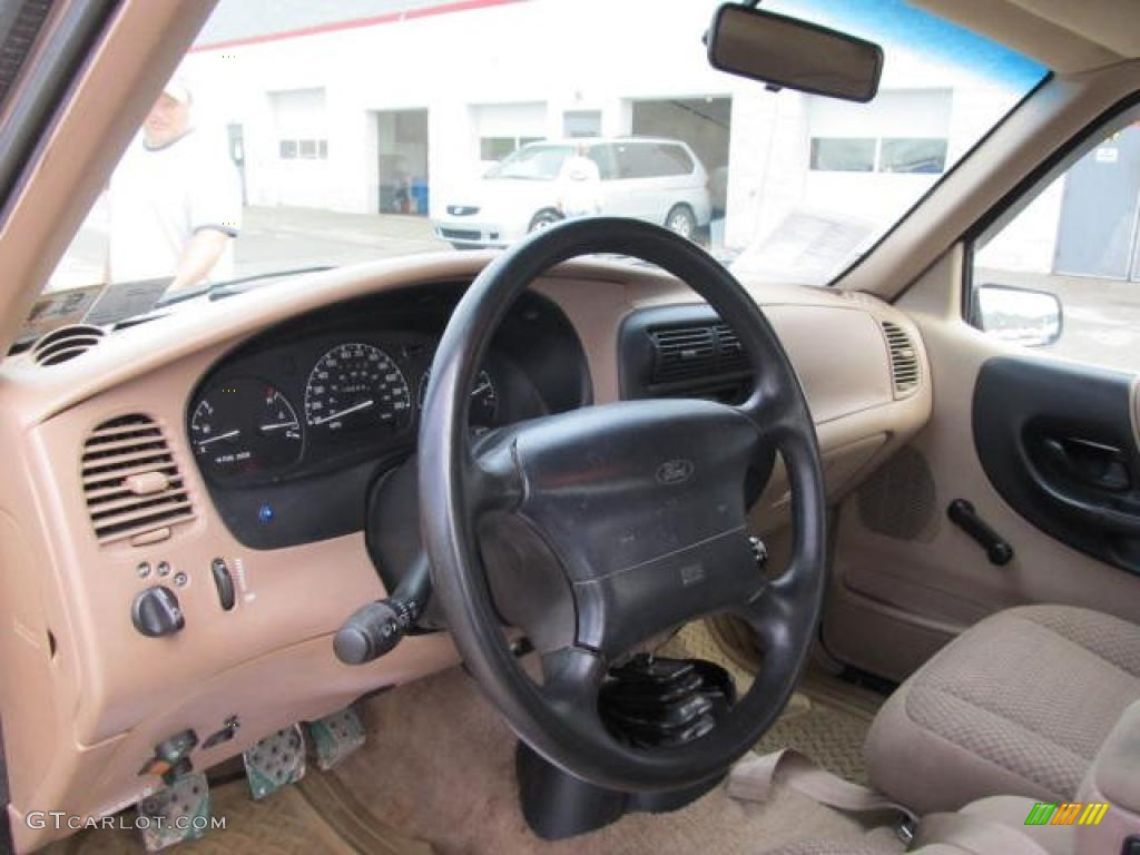1998 Ford Ranger Xlt Extended Cab Interior Photo 49485666