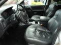 Dark Slate Gray Interior Photo for 2002 Jeep Grand Cherokee #49488120