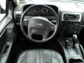 Dark Slate Gray Dashboard Photo for 2002 Jeep Grand Cherokee #49488198