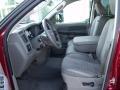 2008 Blaze Red Crystal Pearl Dodge Ram 1500 SXT Quad Cab  photo #11