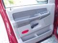 2008 Blaze Red Crystal Pearl Dodge Ram 1500 SXT Quad Cab  photo #12