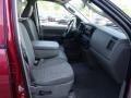 2008 Blaze Red Crystal Pearl Dodge Ram 1500 SXT Quad Cab  photo #19