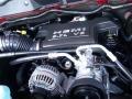 2008 Blaze Red Crystal Pearl Dodge Ram 1500 SXT Quad Cab  photo #28