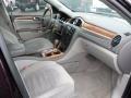 Dark Titanium/Titanium Interior Photo for 2009 Buick Enclave #49495827