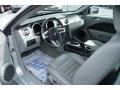 Light Graphite 2007 Ford Mustang Interiors