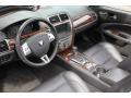 Charcoal 2009 Jaguar XK Interiors