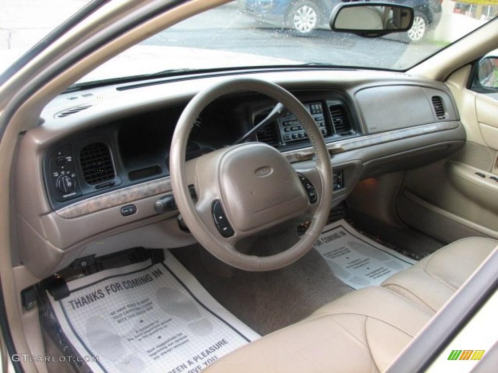 1999 Ford Crown Victoria Lx Interior Photo 49503567