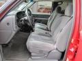 2005 Victory Red Chevrolet Silverado 1500 Z71 Crew Cab 4x4  photo #3