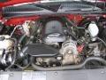 2005 Victory Red Chevrolet Silverado 1500 Z71 Crew Cab 4x4  photo #28