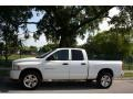 2002 Bright White Dodge Ram 1500 Sport Quad Cab 4x4  photo #2