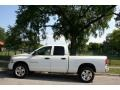 2002 Bright White Dodge Ram 1500 Sport Quad Cab 4x4  photo #3