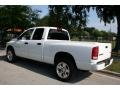2002 Bright White Dodge Ram 1500 Sport Quad Cab 4x4  photo #5