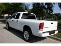 2002 Bright White Dodge Ram 1500 Sport Quad Cab 4x4  photo #6