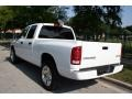 2002 Bright White Dodge Ram 1500 Sport Quad Cab 4x4  photo #7