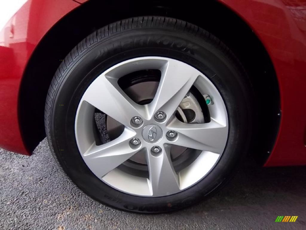 2011 Hyundai Elantra Gls Wheel Photo 49517069 Gtcarlot Com