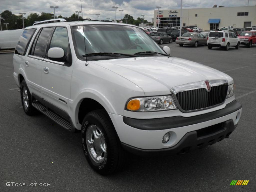 1999 Lincoln Navigator 4x4 Exterior Photos