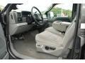 2004 Dark Shadow Grey Metallic Ford F250 Super Duty XLT Crew Cab 4x4  photo #16