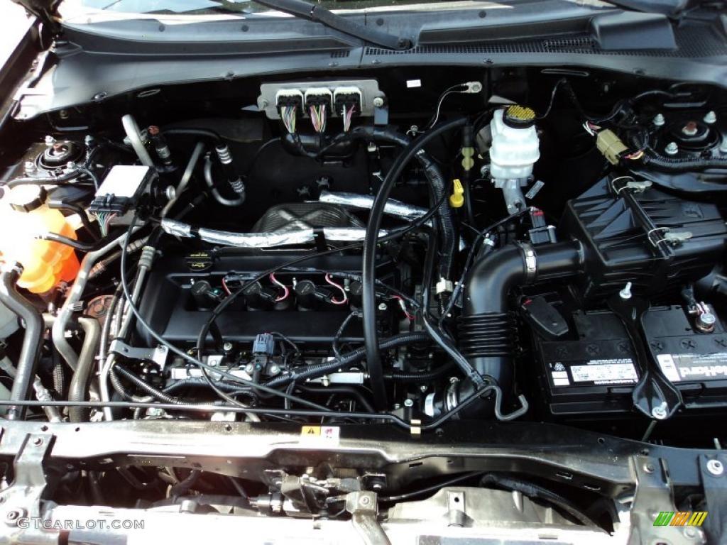 2006 Ford Escape Engine 2 3l Timing Belt Marks