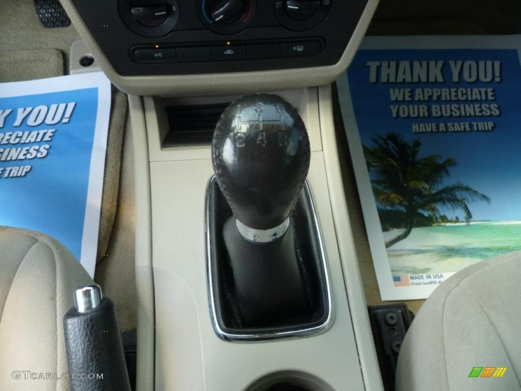 2006 ford fusion s 5 speed manual transmission photo