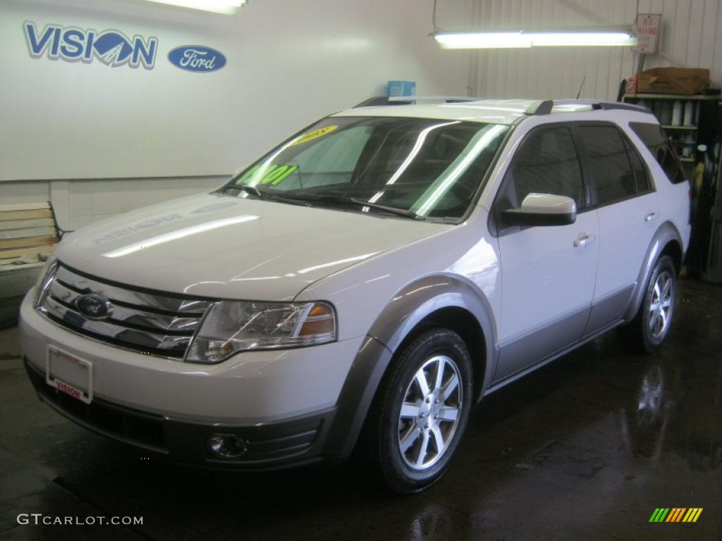 2008 Oxford White Ford Taurus X Sel 49515131 Gtcarlot