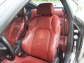 GT Limited Red Leather Interior Photo for 2008 Hyundai Tiburon #49539953