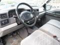 Medium Graphite 1999 Ford F250 Super Duty Interiors