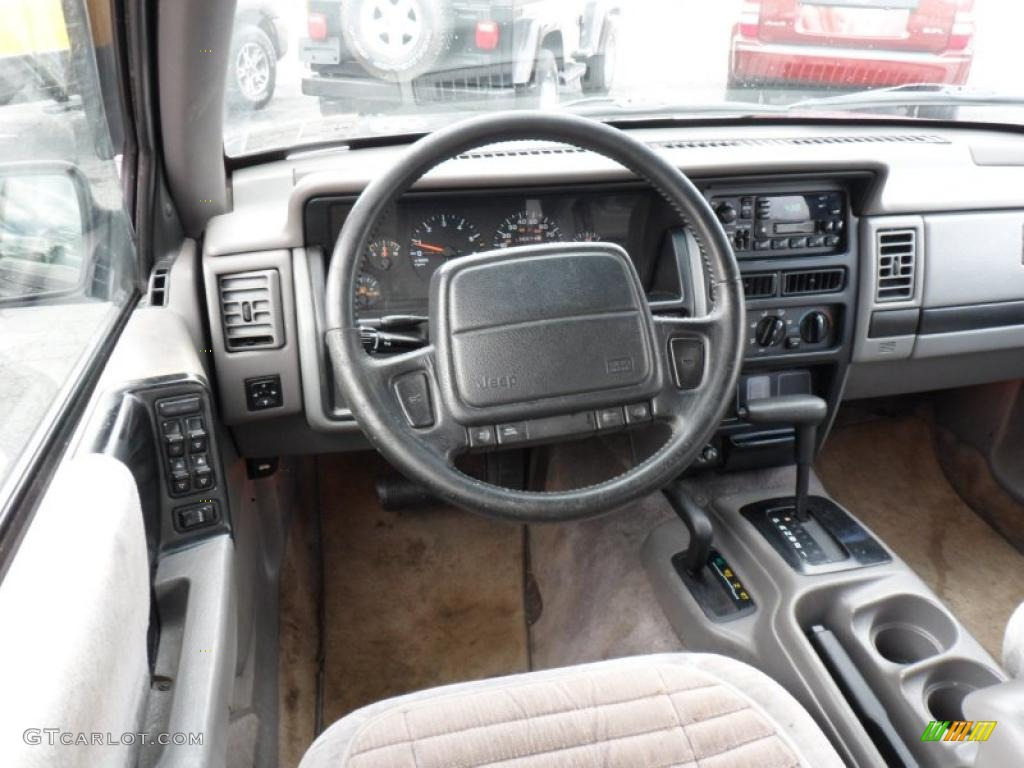 1995 jeep grand cherokee se 4x4 interior photos 1993 jeep grand cherokee interior