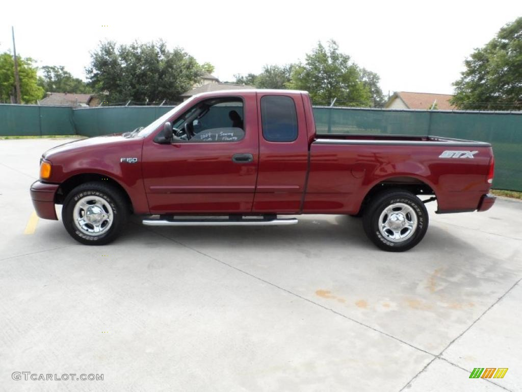 2004 ford f150 stx heritage supercab exterior photos. Black Bedroom Furniture Sets. Home Design Ideas
