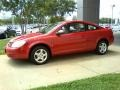 2007 Victory Red Chevrolet Cobalt LS Coupe  photo #18