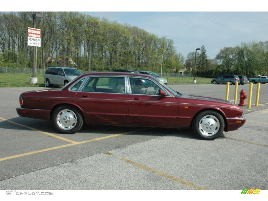 1997 carnival red pearl jaguar xj xj6 l 49515169 photo 13 car color galleries. Black Bedroom Furniture Sets. Home Design Ideas