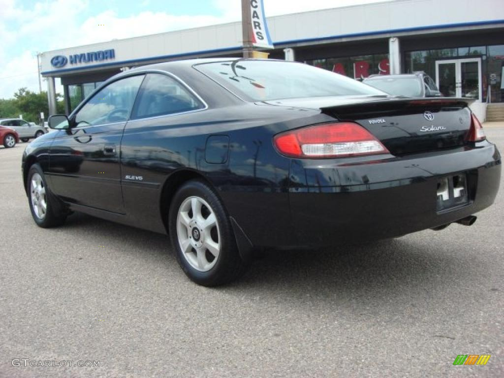 2001 black sand pearl toyota solara sle v6 coupe 49514530 photo 4 gtcarlot com car color galleries gtcarlot com