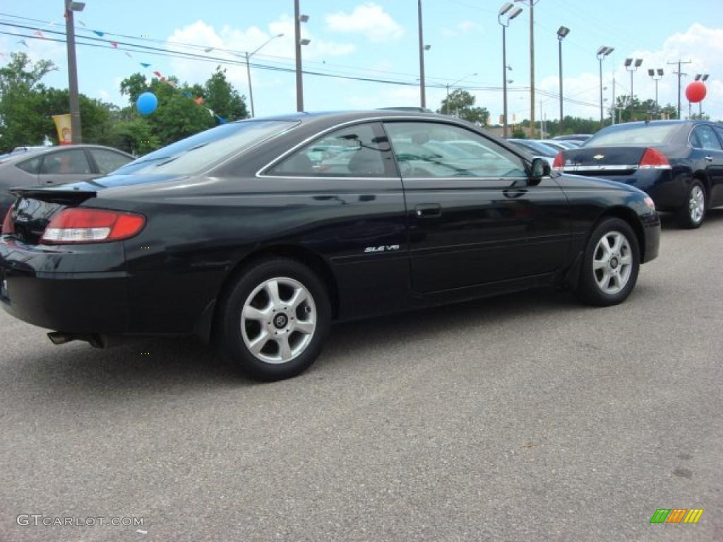 2001 black sand pearl toyota solara sle v6 coupe 49514530 photo 5 gtcarlot com car color galleries gtcarlot com