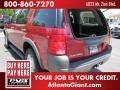 2003 Redfire Metallic Ford Explorer XLS 4x4  photo #9