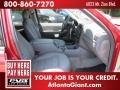 2003 Redfire Metallic Ford Explorer XLS 4x4  photo #11