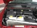 2008 Blaze Red Crystal Pearl Dodge Ram 1500 ST Quad Cab  photo #21