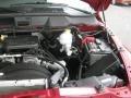2008 Blaze Red Crystal Pearl Dodge Ram 1500 ST Quad Cab  photo #22
