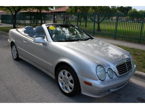 2002 Mercedes Benz Clk 320 Cabriolet Data Info And Specs