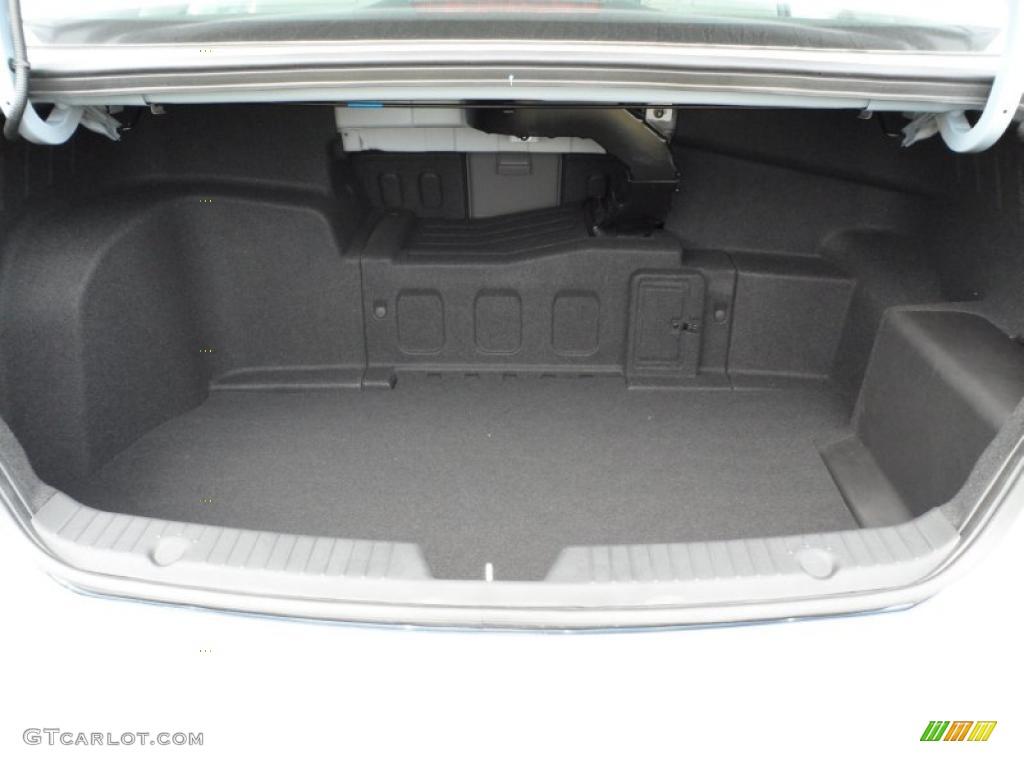 2011 Hyundai Sonata Hybrid Trunk Photo  49576153