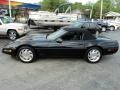 Black 1995 Chevrolet Corvette Convertible