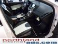 2012 Oxford White Ford Focus SEL Sedan  photo #17