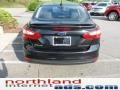 2012 Tuxedo Black Metallic Ford Focus Titanium Sedan  photo #6