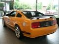 2007 Grabber Orange Ford Mustang Saleen Parnelli Jones Edition  photo #6