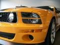 2007 Grabber Orange Ford Mustang Saleen Parnelli Jones Edition  photo #31