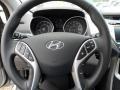 2011 Elantra Limited Steering Wheel