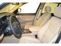 2011 BMW X3 Beige Interior Interior Photo