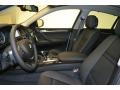 2012 X6 xDrive35i Black Interior