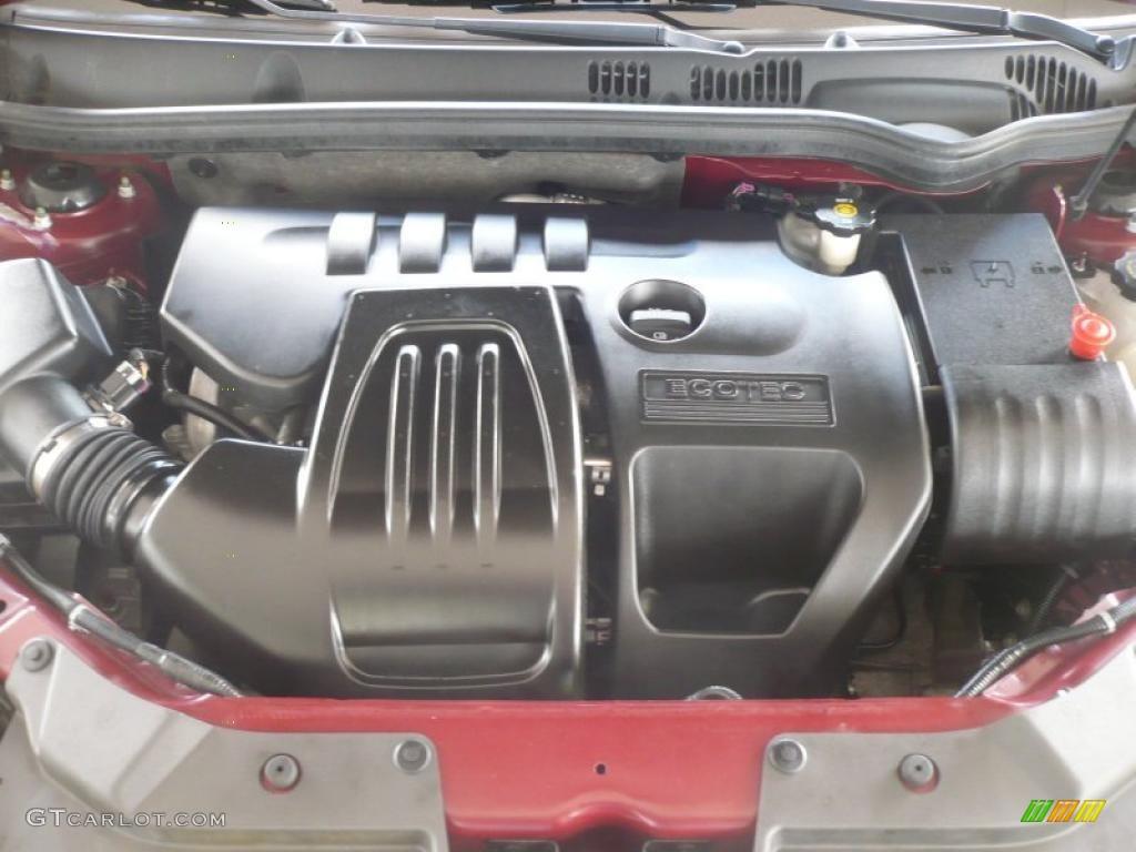 2008 Pontiac G5 Standard G5 Model 2 2l Dohc 16v Ecotec 4 Cylinder Engine Photo  49600525