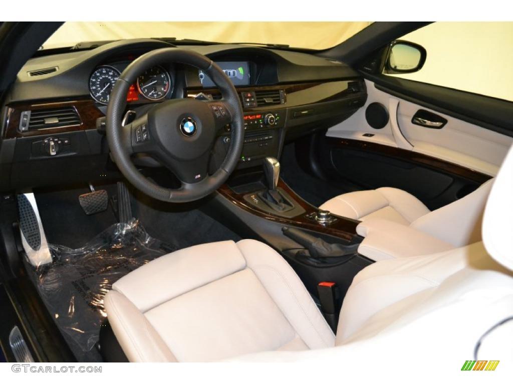 Oyster black dakota leather interior 2011 bmw 3 series 335i coupe photo 49600942 gtcarlot com