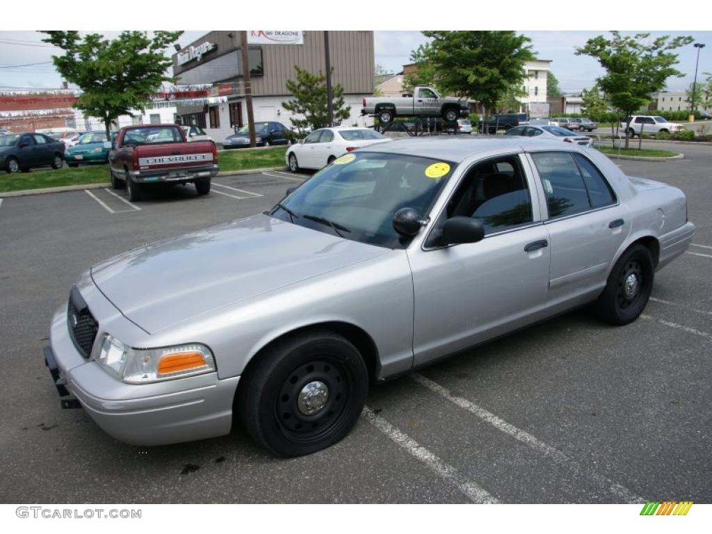 silver birch metallic 2007 ford crown victoria police interceptor exterior photo 49603663. Black Bedroom Furniture Sets. Home Design Ideas