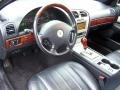 2004 Lincoln LS Black Interior Dashboard Photo